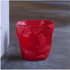 Červený odpadkový kôš Essey Bin Bin Red