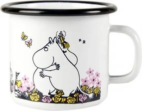 Hrnček Moomin Hug 0,25l, biely Muurla
