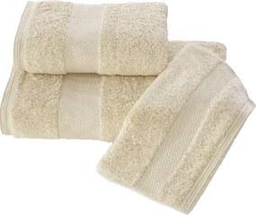 Soft Cotton Luxusný malý uterák DELUXE 32x50cm z Modalu Svetlo béžová