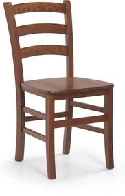 HALMAR Rafo jedálenská stolička čerešňa antická