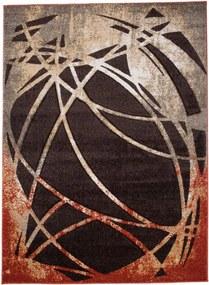 Kusový koberec Pablo hnedý, Velikosti 140x190cm