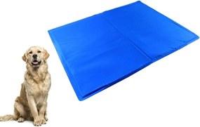 APT Chladiaca podložka pre psa 65x50cm - modrá, AG447C