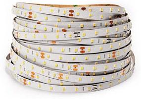 LED Solution Extradlhý LED pásik 4,8W / m 24V bez krytia IP20 až 25m v kuse Farba svetla: Teplá biela