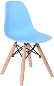 TZB Dětská židle Paris Kids - modrá