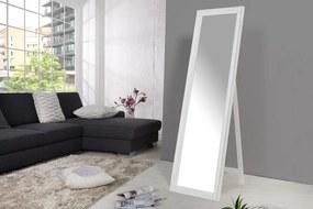 Stojacie zrkadlo Versailles 160 cm biele