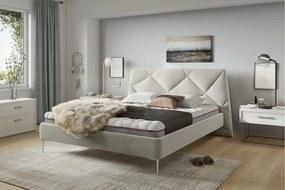 Dizajnová posteľ Sariah 180 x 200 - 6 farebných prevedení