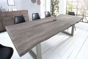 54ed2ee53a52 Drevený jedálenský stôl Mammut 105 x 240 cm – 60 mm »