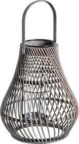 Bambusový lampáš Vox Raval, výška 36 cm
