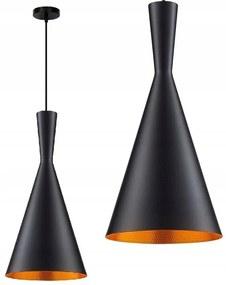 TooLight Stropné svietidlo Costa čierne