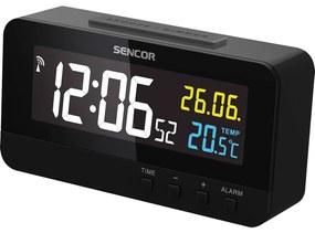 SENCOR SDC 4800 B hodiny s budíkom