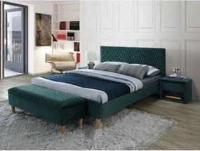 WIP LUCILLE posteľ Bluvel 78(zelený)