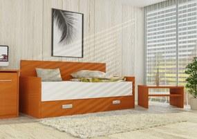 Wood Service Rozkladacia posteľ Ľubka 90 x 200