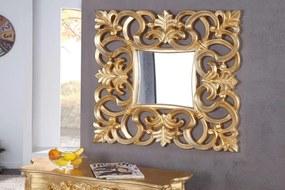 Zrkadlo Veneto zlaté 75