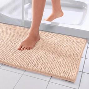 Kúpeľňová predložka Super-soft, béžová