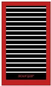 Scan quilt UTERÁKY OSUŠKY: PLÁŽOVÁ OSUŠKA 4448/1, 100% BAVLNA, 100x180cm