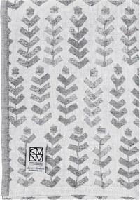 Uterák Ruusu, sivý, Rozmery  48x70 cm Lapuan Kankurit
