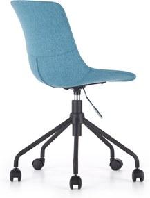 Dětská židle Zorro, tyrkysová