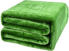 Deka zelená 150x200cm EMI