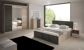 Moderná spálňa Venezia