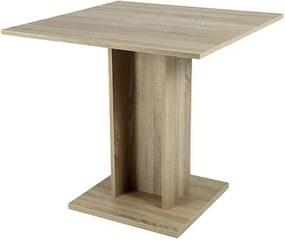 Sconto Jedálenský stôl MANDY dub sonoma