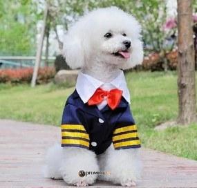 PETOP Uniforma Ronny pre psov M