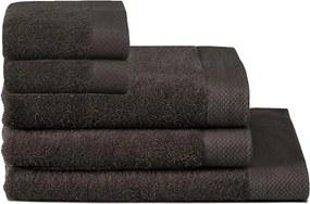 Set 5 uterákov Pure Basalt