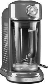 Stolný mixér KitchenAid Artisan s magnetickým pohonom 5KSB5080 strieborno sivá