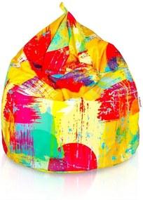 Sedací vak SAKO Fresh - L, materiál polyester