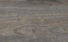 Obývacia stena Island, dub Ribbeck / biela, s osvetlením