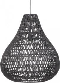 Závěsné svítidlo Cable Drop black Zuiver 5002804