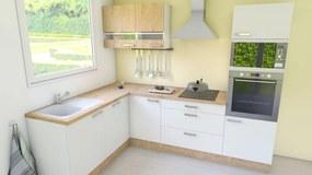 Naturel Set kuchyne so spotrebičmi 1 EASYSET3