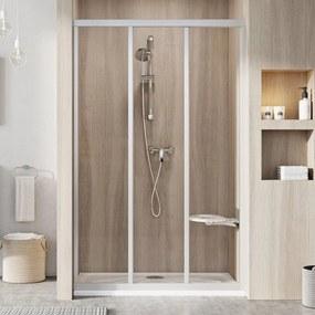 RAVAK SUPERNOVA ASDP3-110 sprchové dvere posuvné, white + pearl 00VD010211