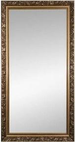Zrkadlo v ráme Ruke Luxorry 45x68cm 050R02