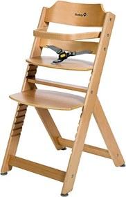 SAFETY 1ST Detská jedálenská stolička Timba - drevená