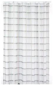 KELA sprchový záves 180x200cm Lanette béžový KL-22099