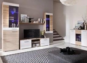 Štýlový nábytok do obývacej izby BRICO Zostava 7