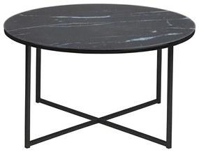 Konferenčný stolík Alisma čierny / black
