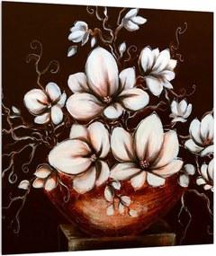 Obraz kvetov (30x30 cm)