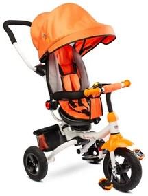 TOYZ Toyz Wroom Detská trojkolka Toyz WROOM orange 2019 Oranžová |