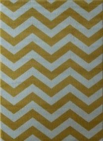 Berfin Dywany Kusový koberec Aspect 1961 Yellow - 200x290 cm