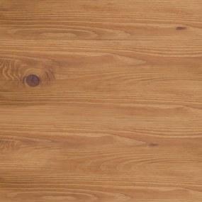 Posteľ Emily 180 x 200 cm, jelša Rošt: Bez roštu