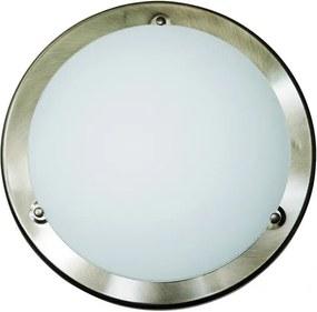 Rábalux Ufo 5233 Lampy UFO bronz biely E27 2x MAX 60W Ø380 mm