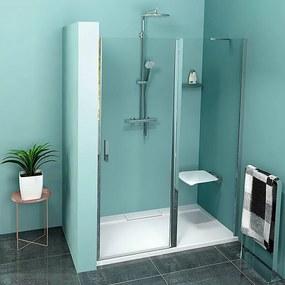 POLYSAN - ZOOM LINE sprchové dveře 1200mm, čiré sklo (ZL1312