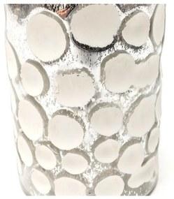 KARE DESIGN Sada 2 ks − Svietnik na čajovú sviečku Polar Circles 22 cm