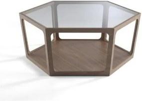 Konferenčný stolík z orechového dreva Ángel Cerdá Eldora