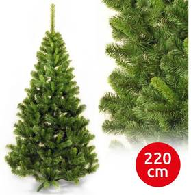 ANMA Vianočný stromček JULIA 220 cm jedľa AM0019