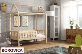 Domi detská posteľ 140x70 borovica