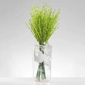 Umelá vetvička VALÉRIA zelená. Cena uvedená za 1 kus
