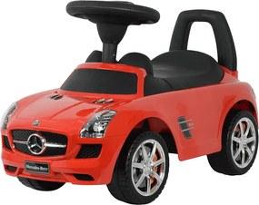 BUDDY TOYS Odrážadlo Mercedes červené