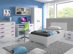 ID Detská izba LOOP fialová